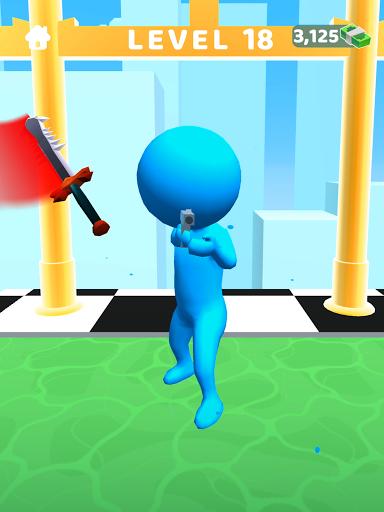 Sword Play! Ninja Slice Runner 3D  screenshots 15