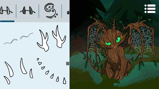 Avatar Maker: Dragons apktram screenshots 23
