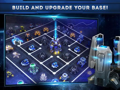 Galaxy Control: 3D strategy 34.44.64 screenshots 2