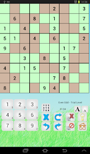 Sudoku Revolution : Hyper, Even Odd, Diagonal