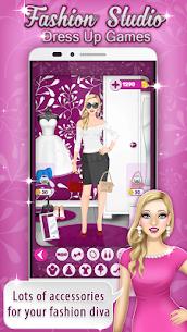 Fashion Studio Dress Up Games 5