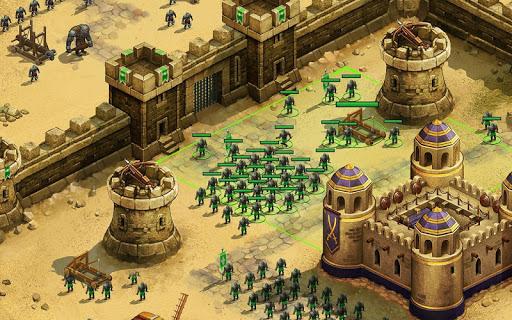 Throne Rush 5.23.5 screenshots 12