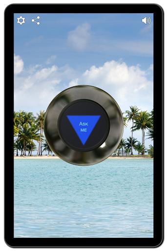Magic 8 Ball 3D android2mod screenshots 5