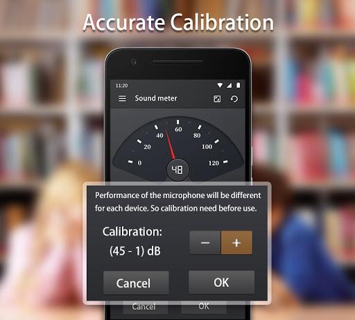 Sound Meter - Decibel Meter android2mod screenshots 7
