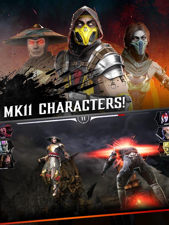 MORTAL KOMBAT: The Ultimate Fighting Game!  poster 4
