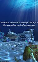 Live Wallpaper - 3D Ocean : World Under The Sea