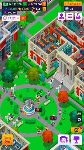 University Empire Tycoon - Idle Management Game 0.9.5 screenshots 6