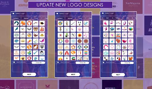 Logo Maker Free - Logo Maker 2020 & Logo Designer 4.6.0 Screenshots 2