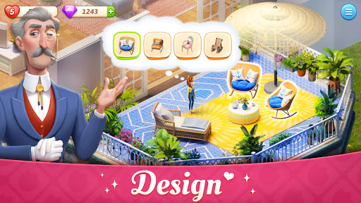 My Story - Mansion Makeover apktreat screenshots 2