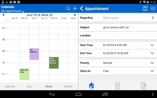 Resco Mobile CRM apktram screenshots 8