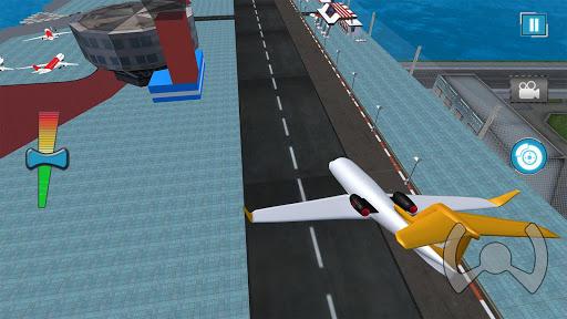 Airplane Flight Simulator: Flying Plane Games 2020 apkdebit screenshots 13