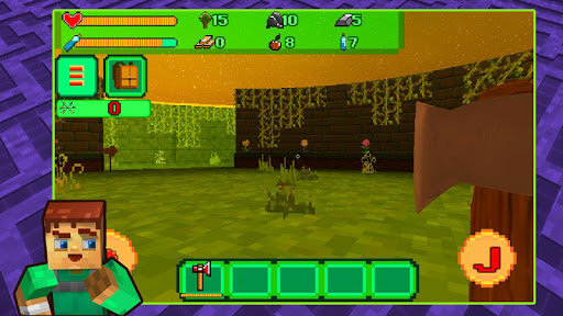 climb craft: maze run 2 screenshot 1
