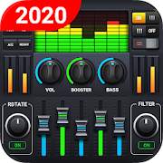 Bass Booster, Equalizer, Music MP3 Player 2020