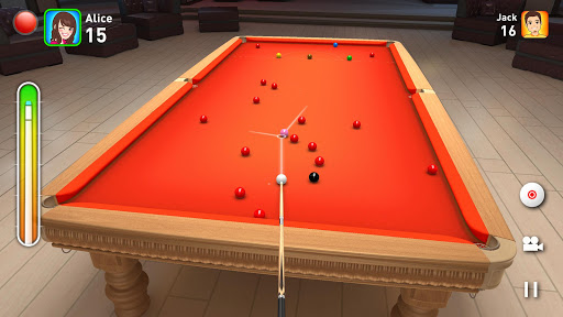 Real Snooker 3D 1.16 Screenshots 22