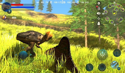 Dimetrodon Simulator screenshots 10