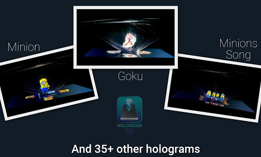 Hologram 3D - Phone Projector 3.3.0 screenshots 14