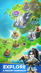 Mod Game Darkfire Heroes for Android