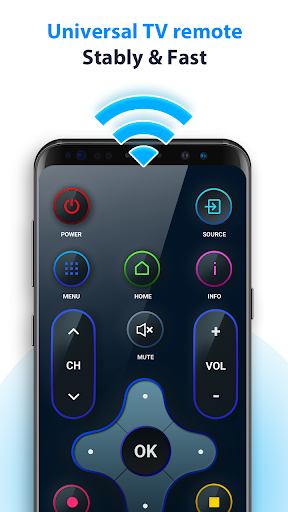 Universal remote tv - fast remote control for tv android2mod screenshots 7