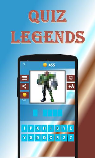 Quiz Legends. Guess the Hero apkpoly screenshots 6