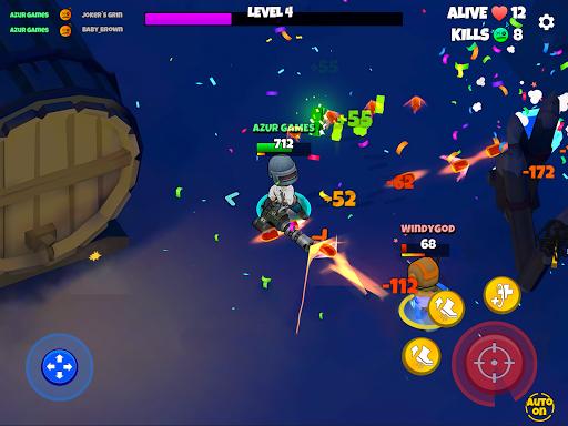 Warriors.io - Battle Royale Action  screenshots 12
