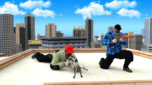 Sniper Shooter 2021: Free Sniper Shooting Games apklade screenshots 2