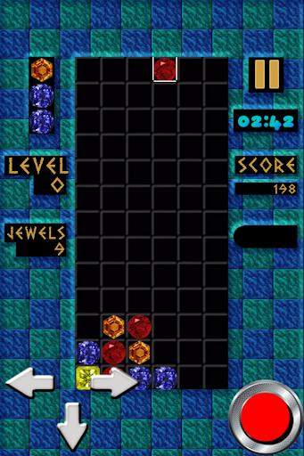 Jewels Columns (match 3) 2.1.1 screenshots 4