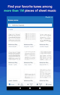 MuseScore: view and play sheet music 2.9.02 Screenshots 7