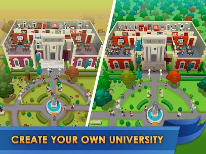 University Empire Tycoon MOD APK (Unlimited Money) 9