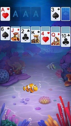 Happy Solitaireu2122 Collection Fish screenshots 13
