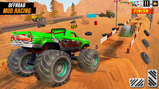 Real Monster Truck Demolition Derby Crash Stunts  Screenshots 7