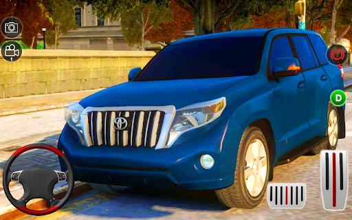 Code Triche Prado Car Driving Simulator 3d (Astuce) APK MOD screenshots 5
