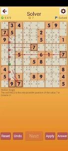 Sudoku Pro-Offline Classic Sudoku Puzzle Game Apk Download NEW 2021 4