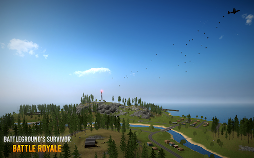 Battleground's Survivor: Battle Royale Screenshot