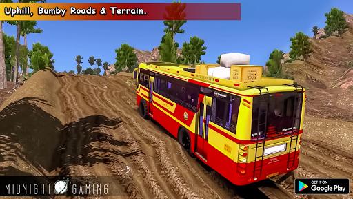 Offroad Coach Simulator : Offroad Bus Games 2021  screenshots 8