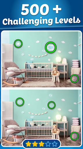 Spot The Difference - 5 Differences Finding Game apktram screenshots 16
