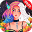 Coloring Games -Paint By Number&Free Coloring Book