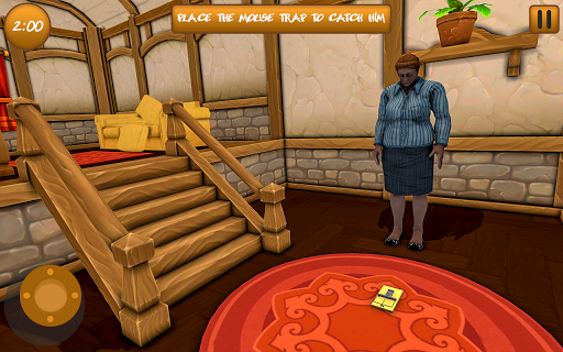 Home Mouse simulator: Virtual Mother & Mouse 2.1 Screenshots 4