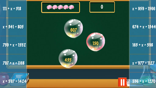 Learn Algebra Bubble Bath Game For PC Windows (7, 8, 10, 10X) & Mac Computer Image Number- 9