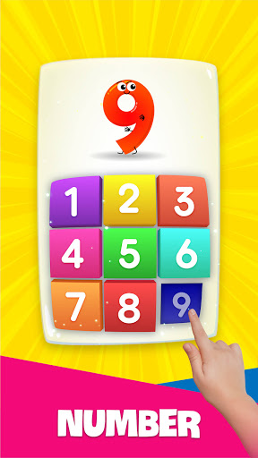 123 number games for kids - Count & Tracing 1.7.11 screenshots 5