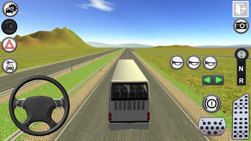 Bus Game Simulator Driving  screenshots 2