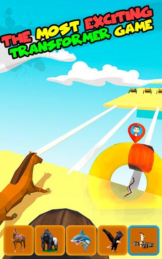 Code Triche Jeux Epic Animal Dash Run: Hop And Smash (Astuce) APK MOD screenshots 4