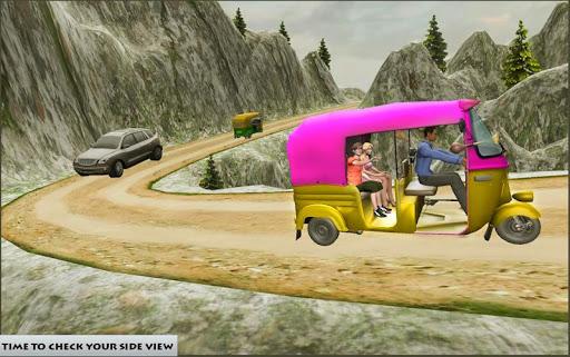 Mountain Auto Tuk Tuk Rickshaw : New Games 2020 2.0.23 screenshots 1