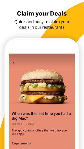 McDonald's 2.14.2 Screenshots 4