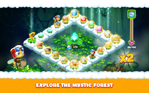 Sky Garden  ZingPlay For Pc – Download Free For Windows 10, 7, 8 And Mac 2