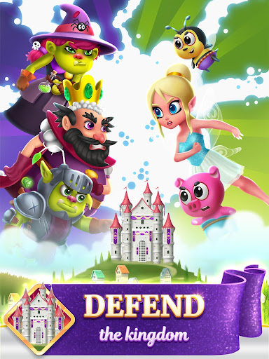 Princess Alice - Bubble Shooter Game 2.2 screenshots 14