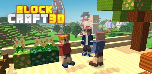 MiniCraft: Blocky Craft 2021 Versi 1.3.3