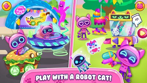 Little Kitty Town - Collect Cats & Create Stories  Screenshots 8