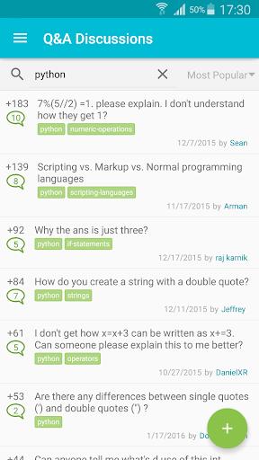 Learn Python  Screenshots 6
