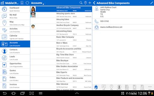 Resco Mobile CRM apktram screenshots 16