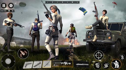 Real Commando Mission Game: Real Gun Shooter Games  screenshots 3